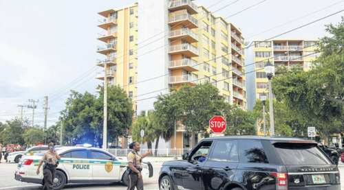 Another Miami Beach Condo Tower Evacuated After Structure Deemed Unsafe