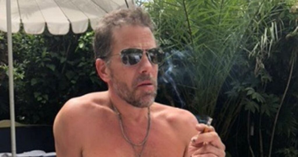 Hunter Biden Proposed Union for Prostitutes, According to Texts on Leaked Hard Drive