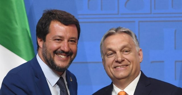 Orban, Salvini, Le Pen, and Others Sign Pro-Sovereignty Declaration Against EU Overreach
