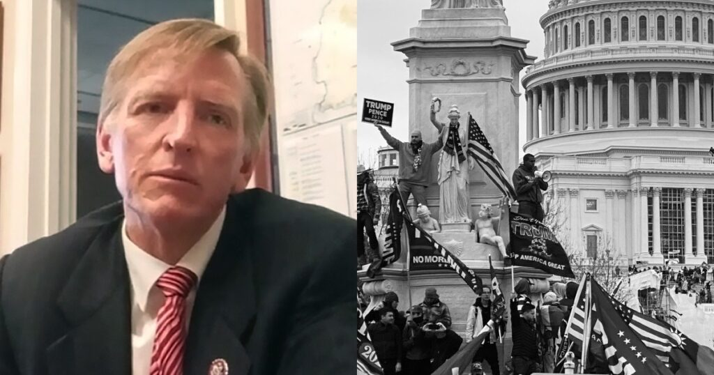 EXCLUSIVE: Paul Gosar Tells National File Whitmer Kidnapping Case Is 'Proof In The Pudding' Of Fed Infiltration On 1/6