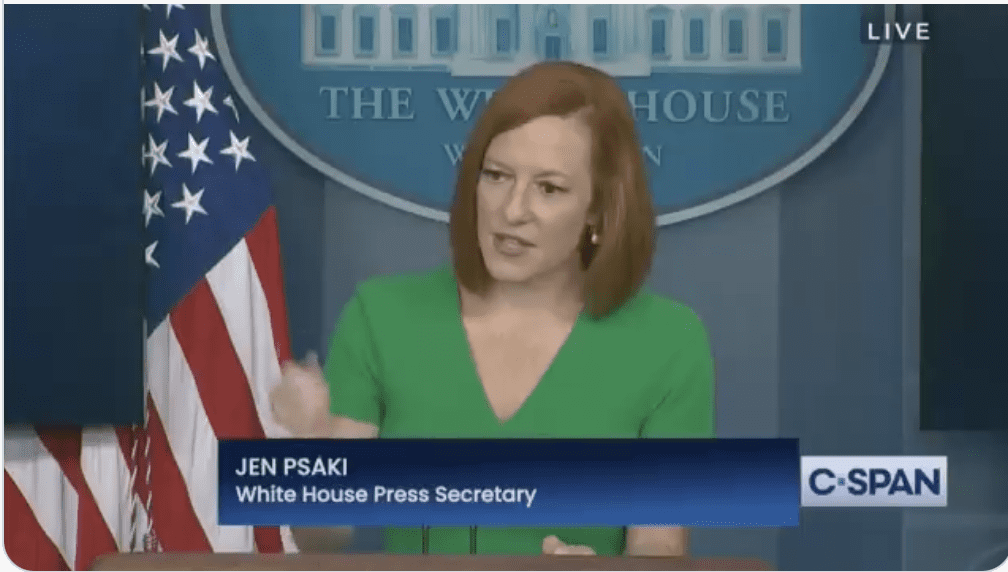 """BREAKING VIDEO: """"This is pernicious sh**""""...Glenn Greenwald Hits Back After Biden's Jen Psaki Doubles Down on Censorship of """"Misinformation"""""""