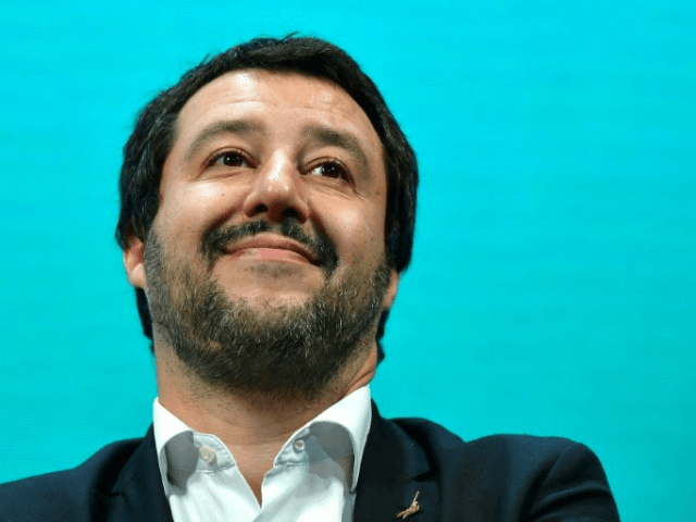 Eleven Far-Left Extremists Convicted of Attacking Matteo Salvini