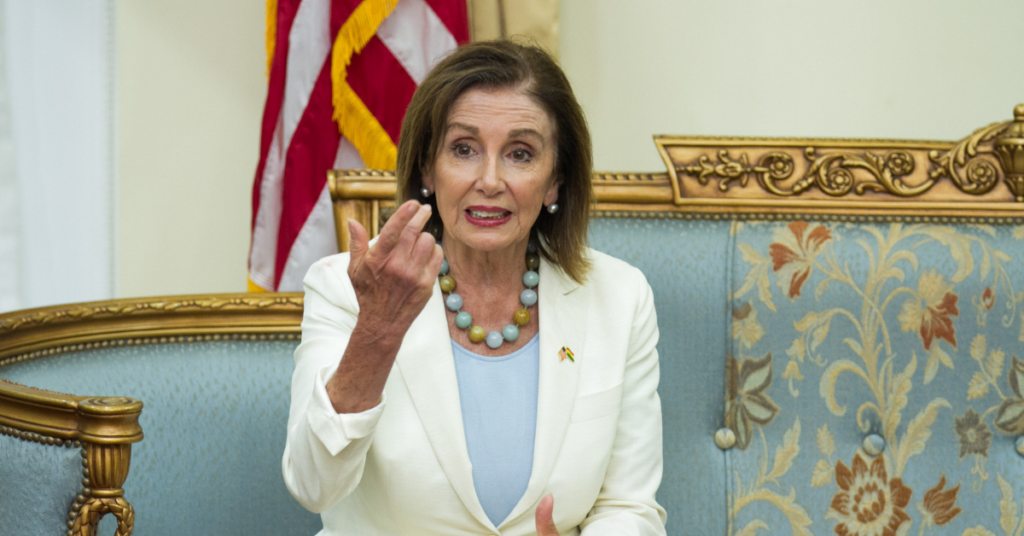 Is Nancy Pelosi The Biggest Threat to America As We Know It?