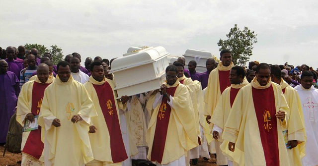 Report: 3,462 Nigerian Christians 'Hacked to Death' by Jihadists in 200 Days