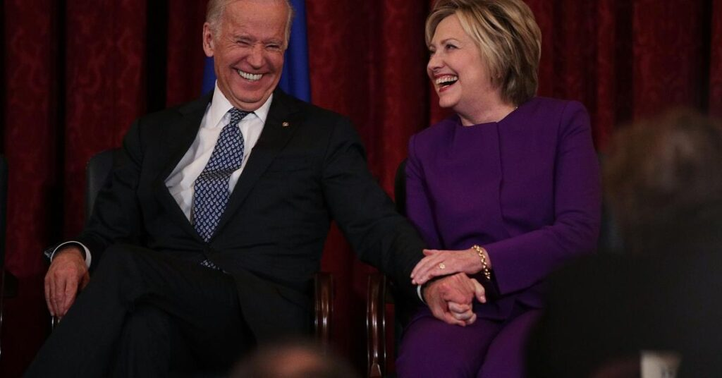 Shades of Clinton: Joe Biden used private email to send government information to Hunter