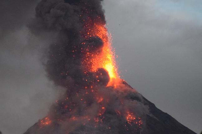 The Top Ten Pending Eruptions