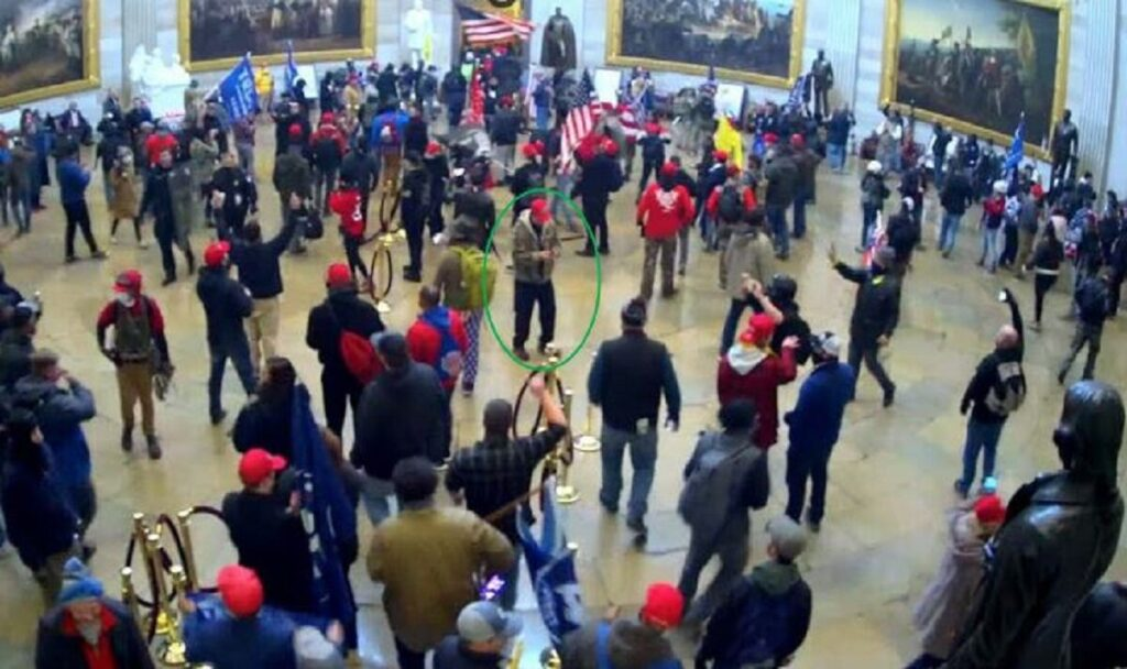 Undercover FBI Agent Infiltrated Militia Group That Surveilled Capitol: Filing