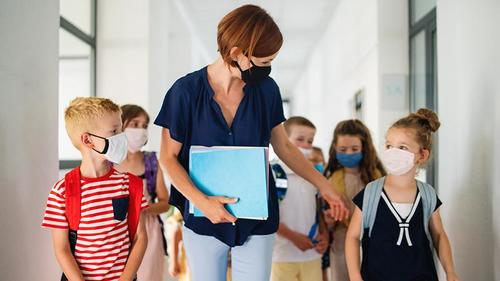 Is This Why A Child Doctors Group Suddenly Demanded All Kids Over 2 Wear Masks At School?