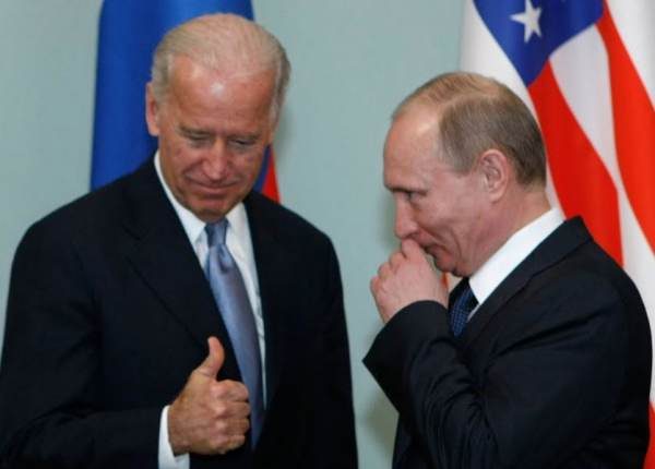 Biden Effect: France, UK, Italy and Germany Turn to Putin and Russia for Assistance in Afghanistan