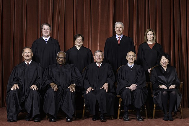 The Supreme Court: Cowards, Crooks, or Compromised?
