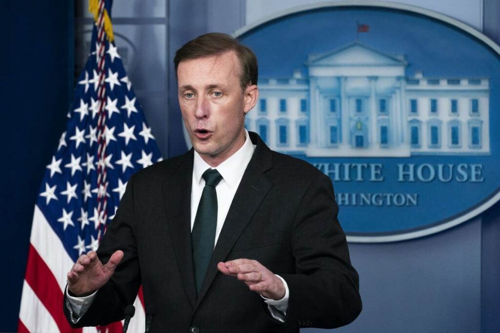 Biden's National Security Advisor Jake Sullivan Acknowledges Potential for Another Hostage Crisis, Calls Into Question Why We Have American Troops in Afghanistan at All