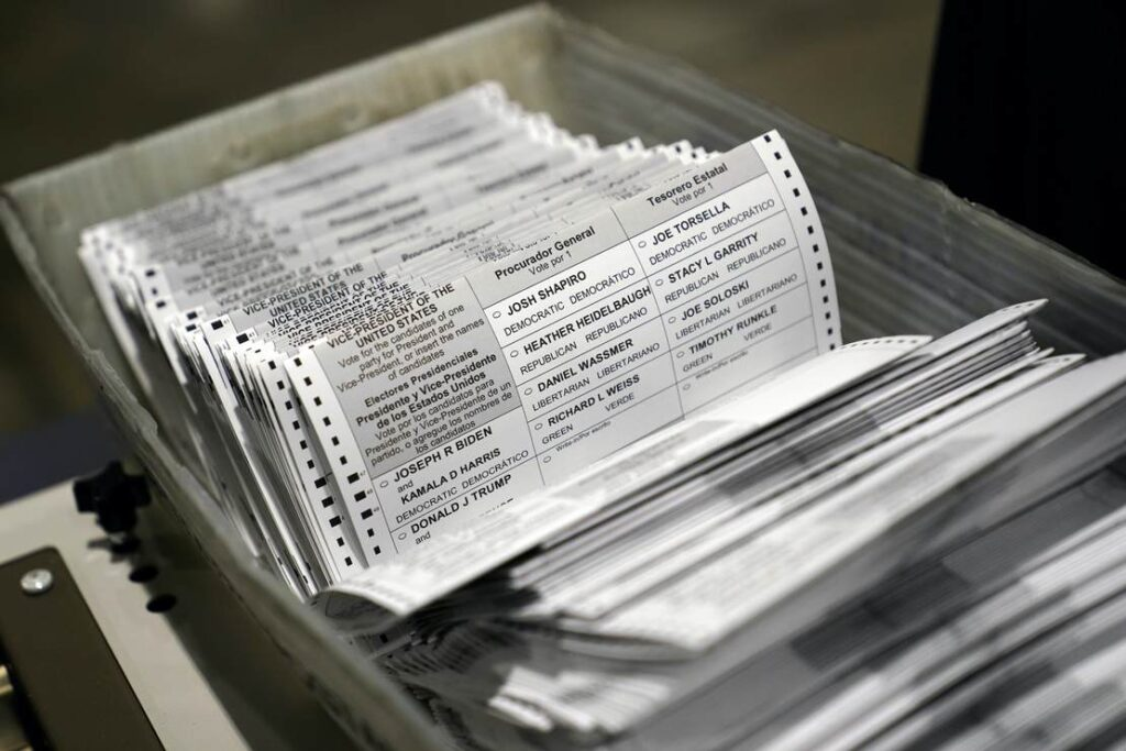 CA RECALL: Over 300 Recall Election Ballots and other Paraphernalia Found in a Passed-out Felon's Car