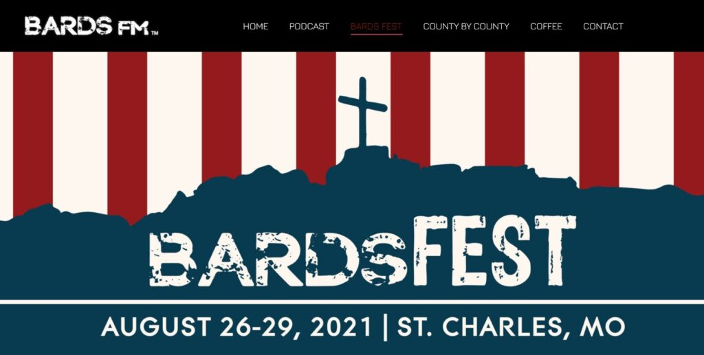 Event Bright Cancels and Refunds Tickets to Upcoming Christian Event 'BARDSFEST' in St. Louis After Hit Piece by Media Matters – Event Will Go On