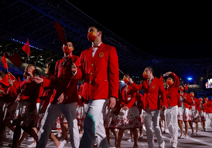 Chinese State Media Falsify Beijing's Olympic Medal Count