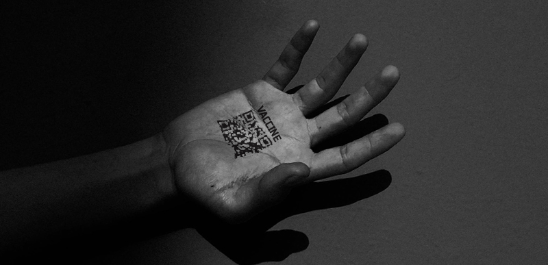CREEPY: Reporter wants to know when Biden will reconsider national 'QR code' or 'PASSPORT' to 'help VERIFY' VACCINATION