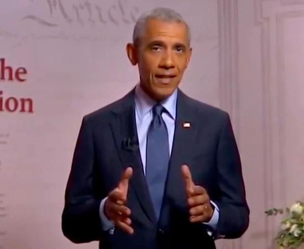 Obama Hosts Massive Maskless 60th Birthday Bash
