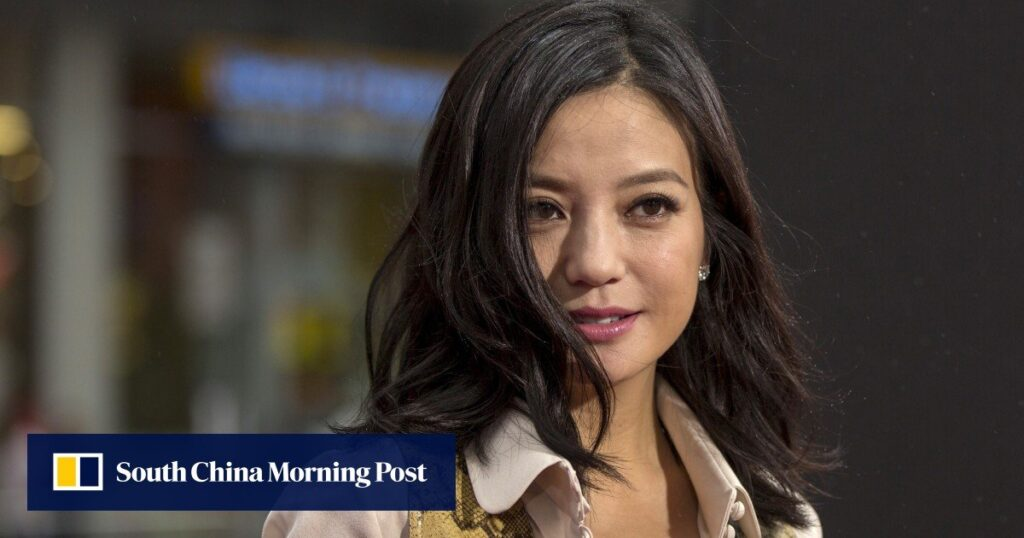 No explanation as China's billionaire actress Zhao Wei blacklisted from Chinese internet