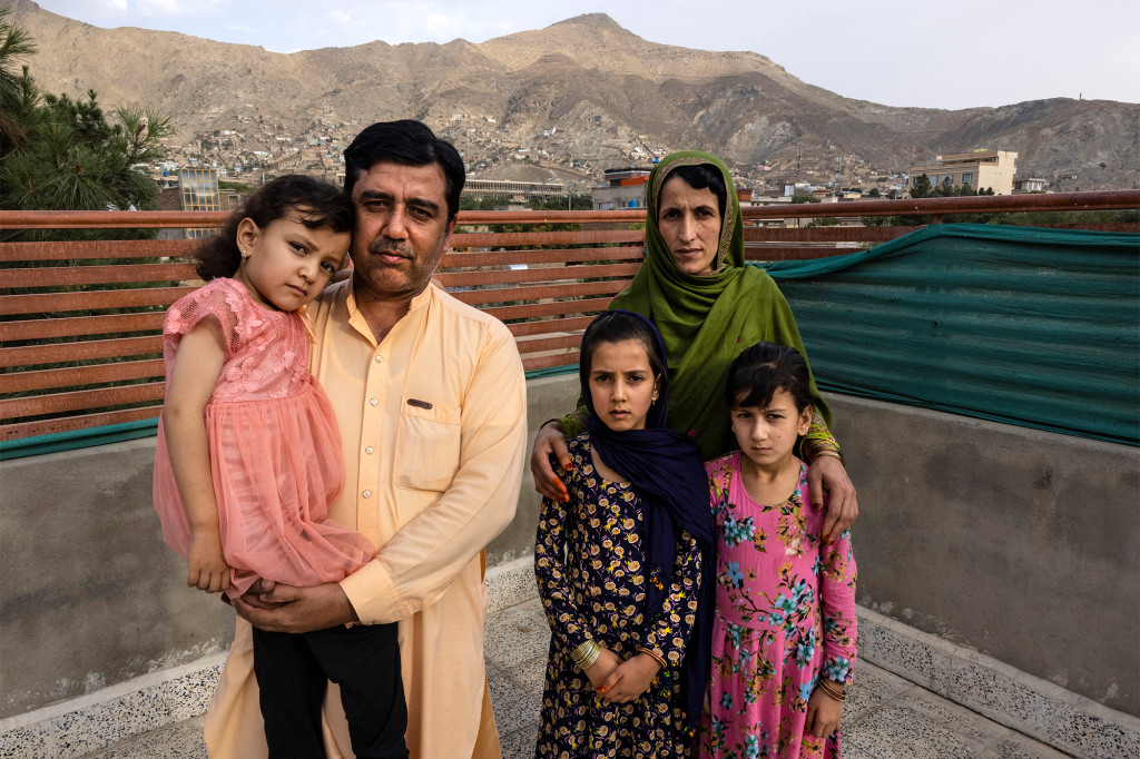 Plans underway to house Afghan refugees at military bases in the US