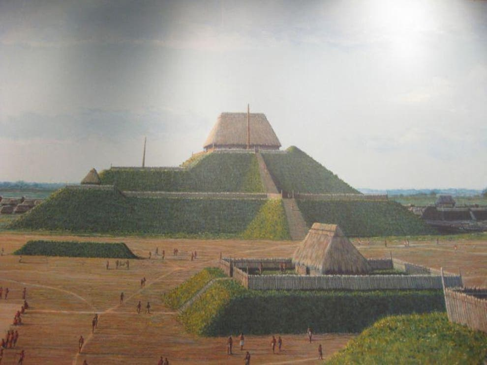 No one knows what happened to this 1,000 year old, lost city in America