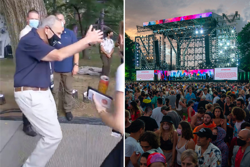 Schumer slammed for dancing at NYC concert amid Afghanistan strife