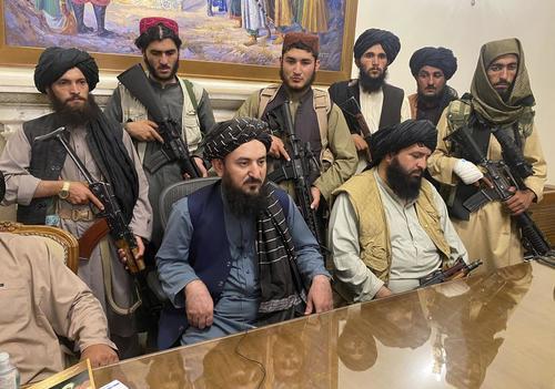 US Treasury Freezes Billions In Afghan Reserves, Depriving Taliban Of Cash