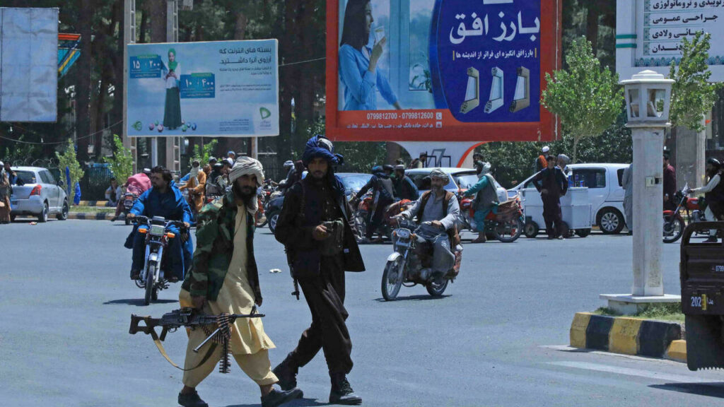 Social media, Sharia law, and 'friendly' foreign policy: The Taliban 2.0