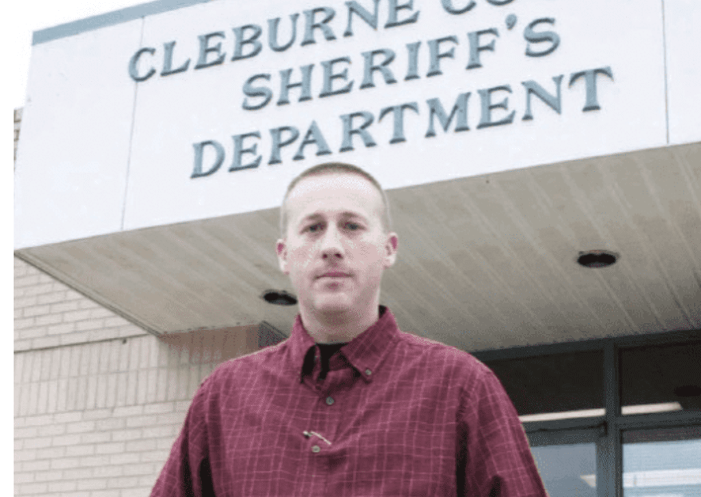 """""""It flies in the face of everything our country has always stood for""""...Arkansas Sheriff Slams COVID Mandates and Says He Won't Enforce Them"""