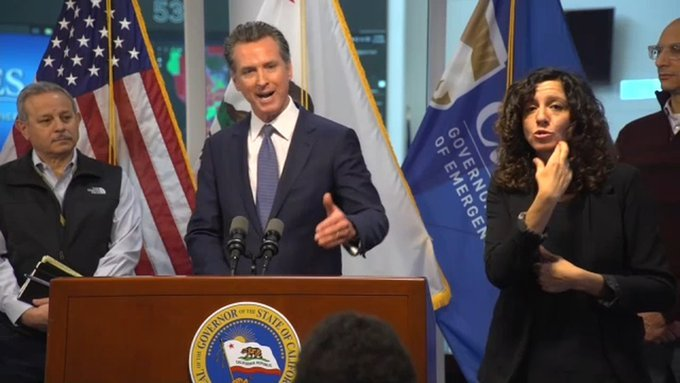 Newsom 'Wins' Conservative Orange County 52.6% – 47.4% in Rigged Recall Election