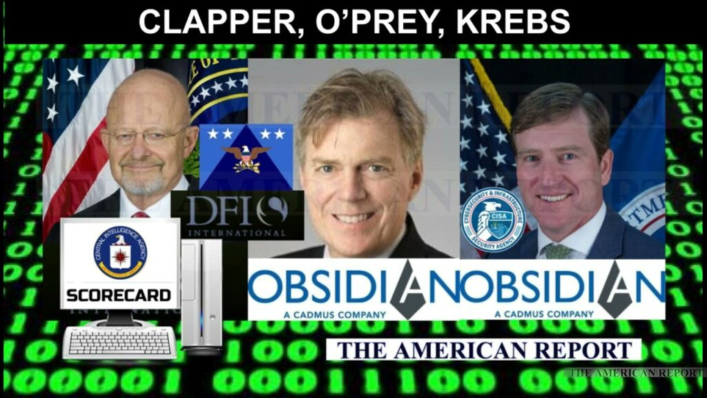 The Maricopa County Election Audits And The Intelligence Community: The Untold Story
