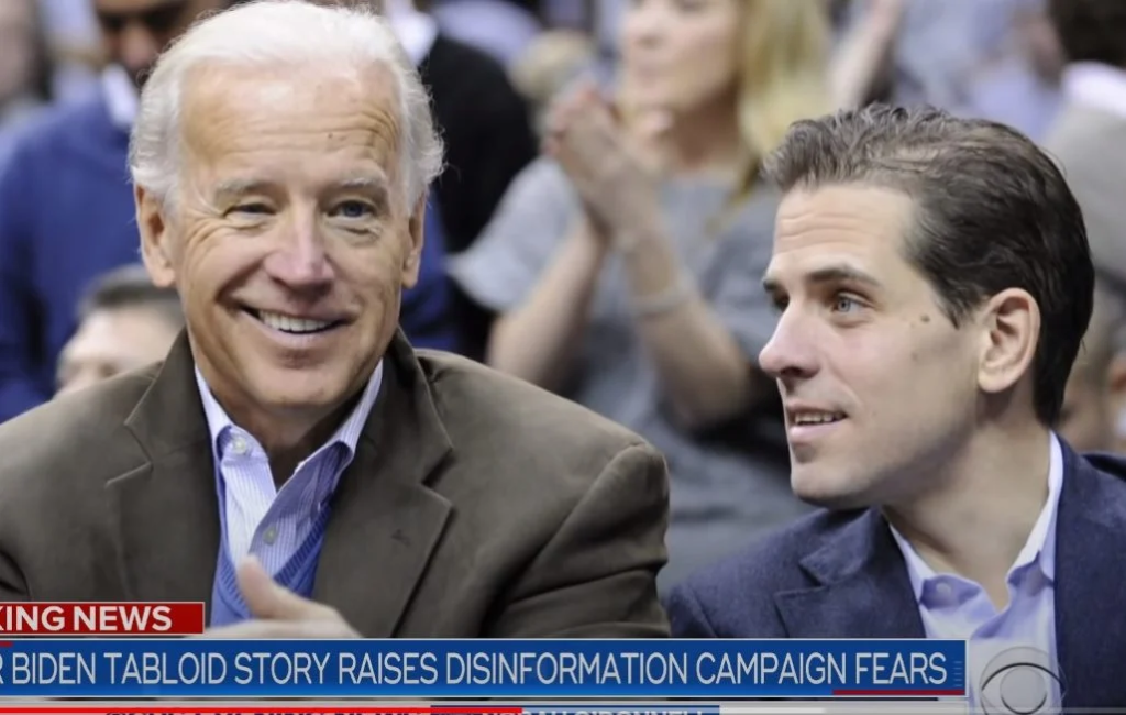Politico 'Scoop' On Biden Laptop Proves The Dangers Of 'Disinformation' Police