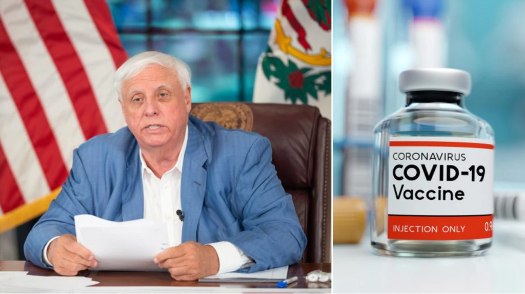 West Virginia Governor Announces Spike in COVID Deaths From Vaccine Recipients, Then Demands More People Submit to the Jab