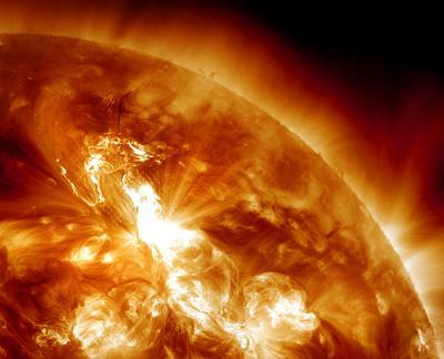 Growing risk of once-in-a-century solar superstorm that could knock out internet, study says