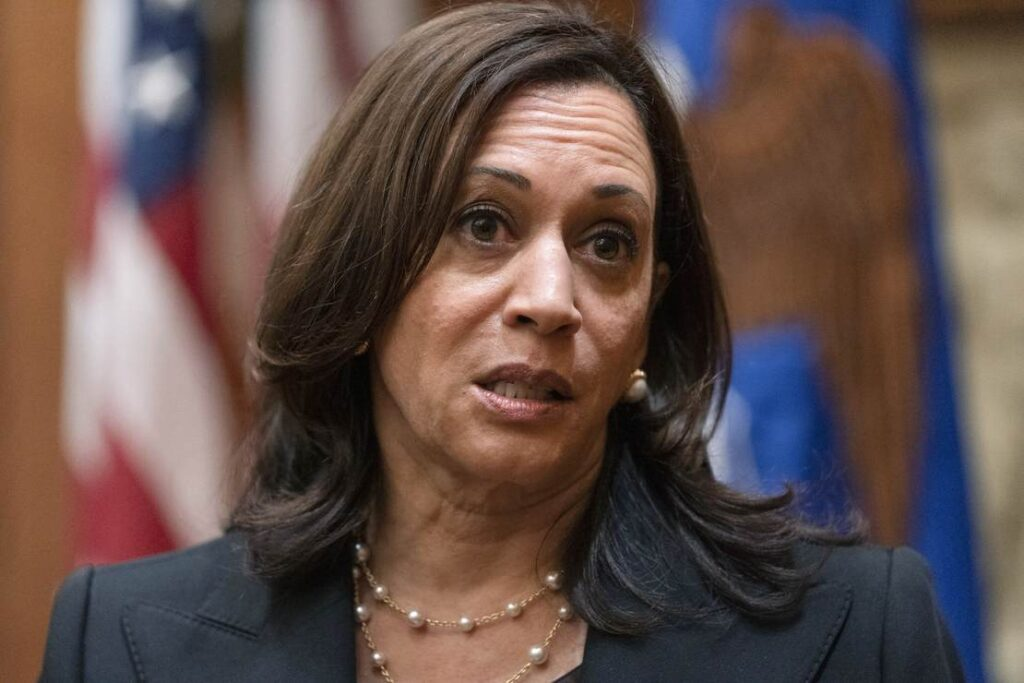 Check Out Kamala Harris's Bizarre Justification for a Vaccine Mandate