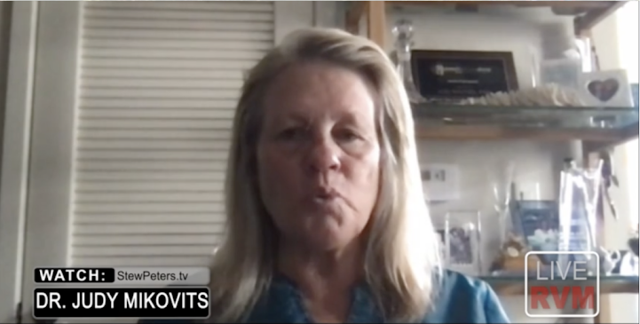 """Dr. Judy Mikovits: How To Protect Against """"Shedding"""" and Recover If You Took The Jab"""