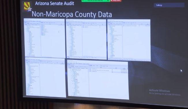 Arizona Senate Audit: Dominion Machines Contained Non-Maricopa County Data — From South Carolina and Washington State (VIDEO)