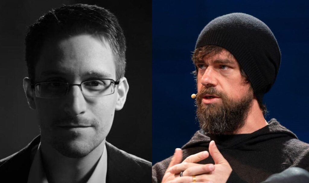 What Happened in 1971? Edward Snowden and Jack Dorsey Want to Know