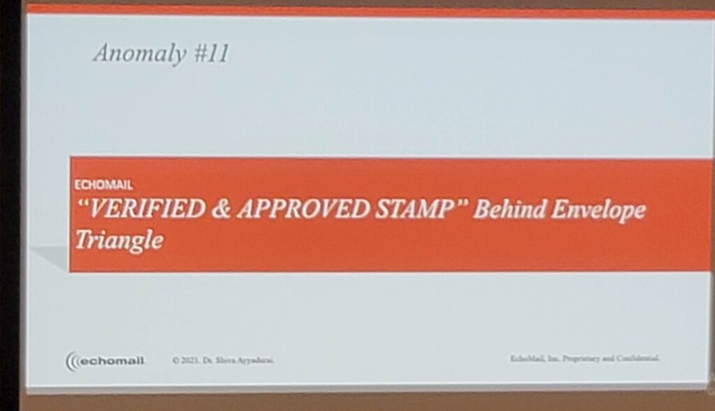 """AZ Audit Finds Proof of Pre-Meditated Fraud: Multiple Ballots Had """"Verified and Approved"""" Stamp PRE-PRINTED BEHIND Signature Box"""