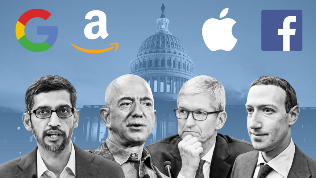 Big Tech Under Attack: There is a lot of pressure starting to be exerted upon these companies
