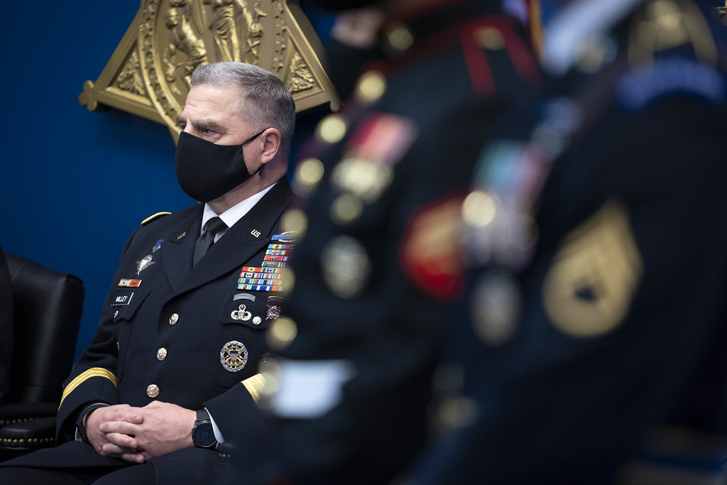 What Does Gen. Milley's Conduct Say about Our System?