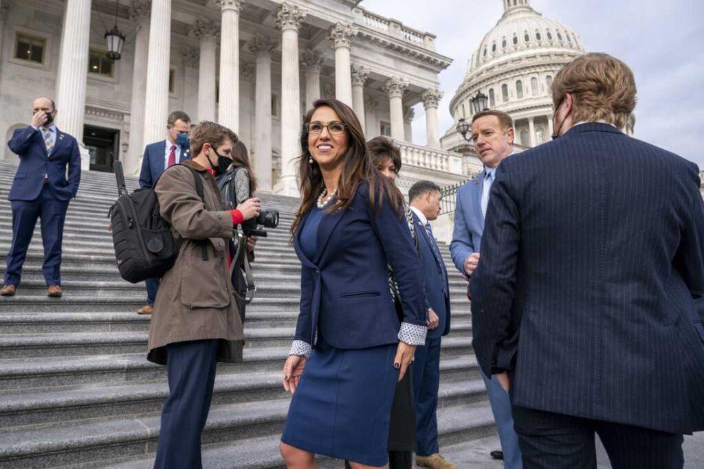 Lauren Boebert Is in Trouble and Republicans Better Play Hardball