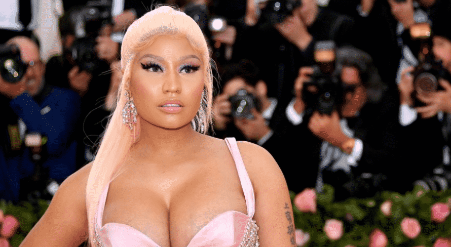 Rapper Nicki Minaj Says She Hasn't Yet Been Vaccinated, Gets a Taste of Mainstream Media in Return