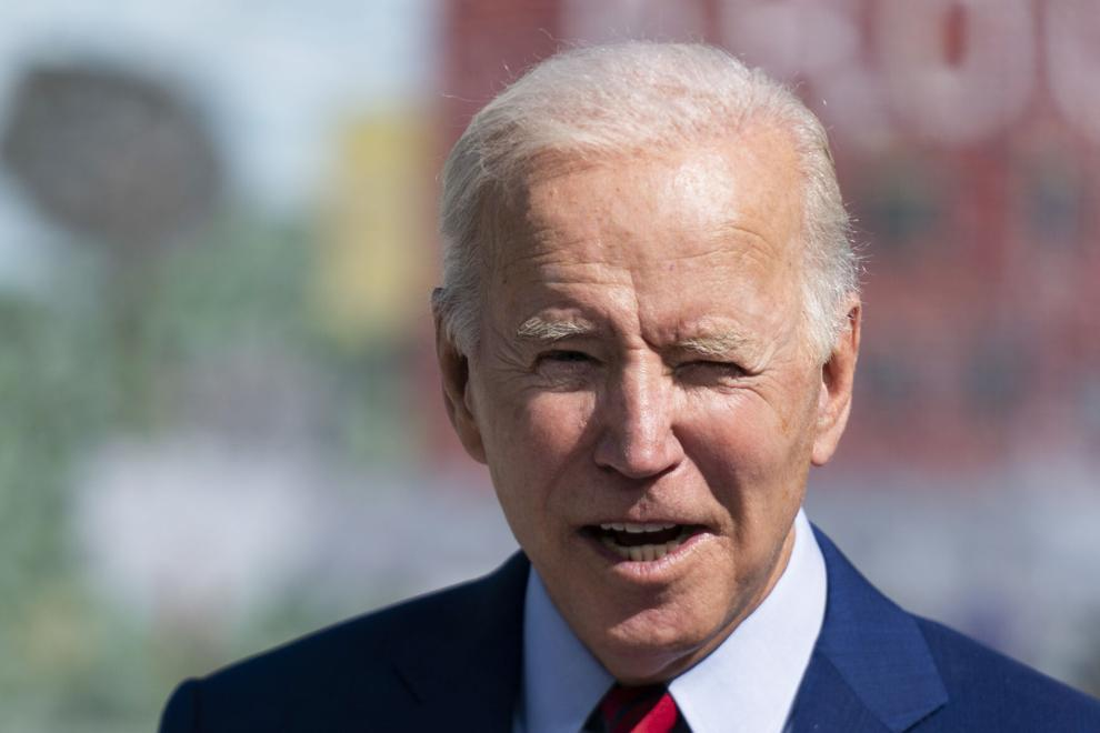More than half of U.S. states vow to fight Biden's vaccine mandate