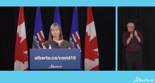Alberta Chief Health Officer Says Province Will Count All Sick People As COVID Cases, As Long As They Haven't Been Tested