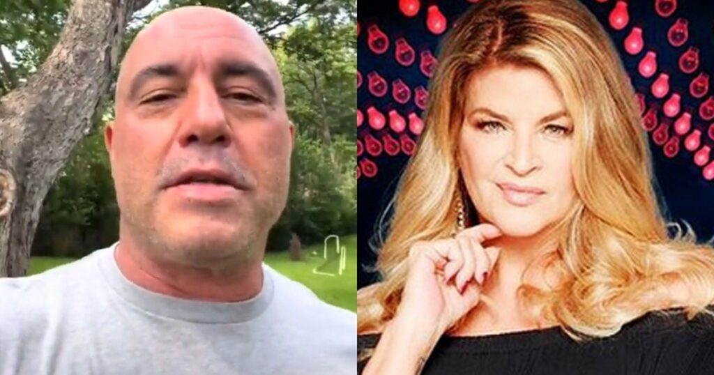 'Cheers' Star Kirstie Alley, 70, Says She Used Ivermectin, Joe Rogan Protocol To Treat COVID And Recovered In 12 Days