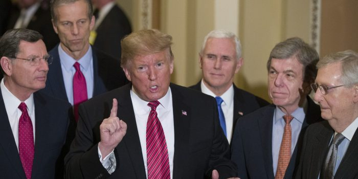 REPORT: Trump Trying to Depose McConnell as Senate GOP Leader