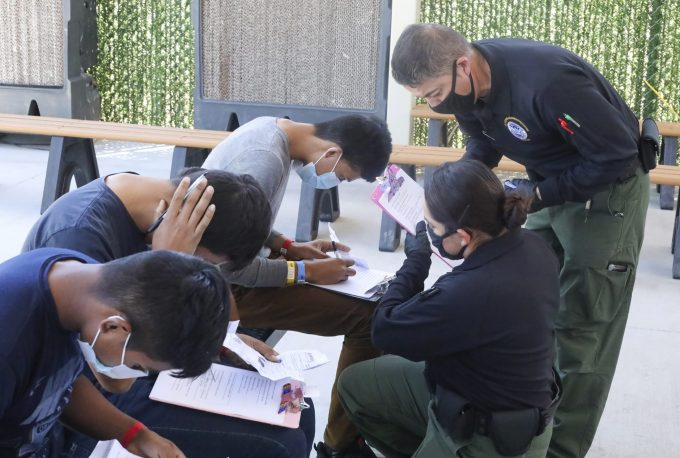 Overwhelmed Border Patrol Hiring Civilians to Free Up Agents for the Field