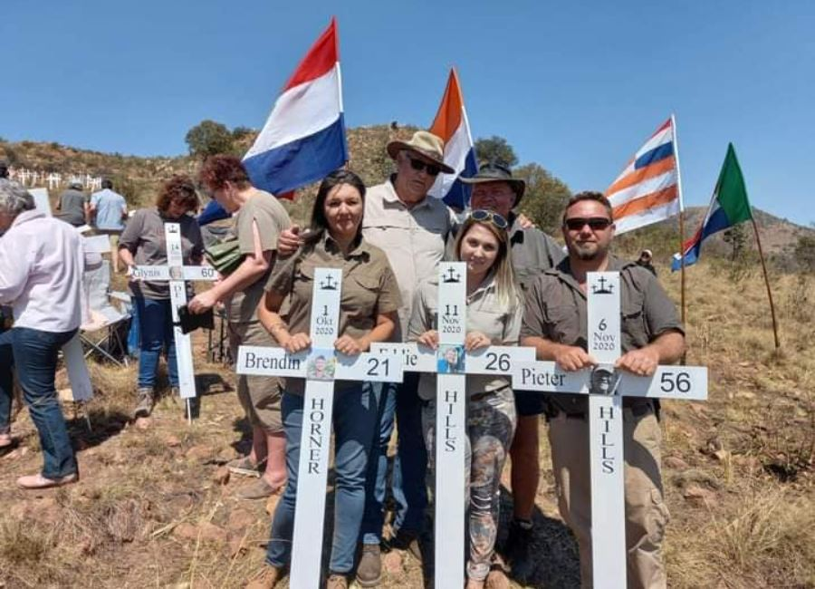 South Africa - Farmer Couple Tortured for Four Hours, Survive