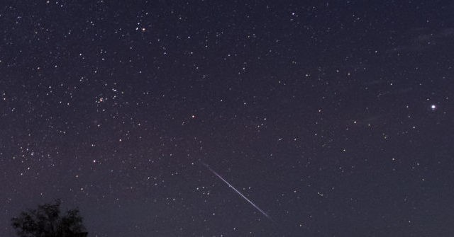 WATCH: Meteor Rockets to Earth at 32,000 MPH over North Carolina