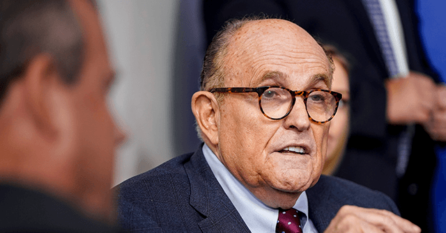 Rudy Giuliani: 'I Don't Know' Why Fox News Banned Me — 'They Haven't Given Me a Reason'