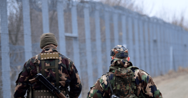 How It's Done: Hungary Releases Footage of Walls and Guards Stopping Illegal Migrants